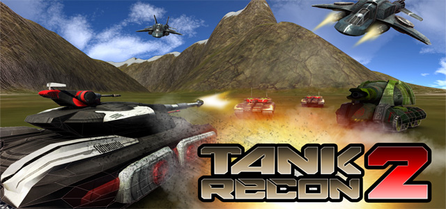 Tank Recon 2 Banner
